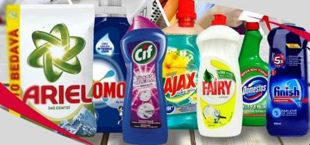 Turkish Detergents