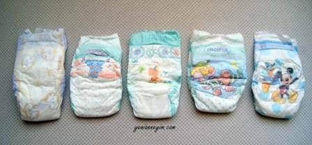 Import Turkish Baby Diapers