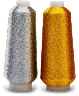 Нити из метала для декорации ковров
