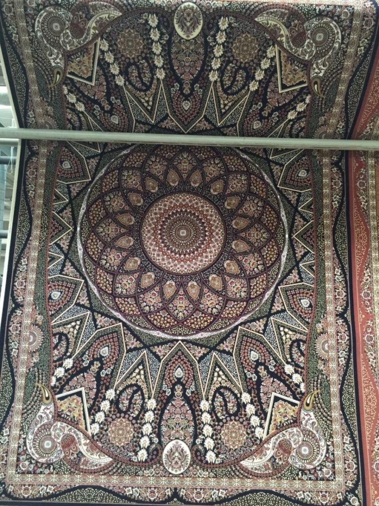 Classical Design Carpet image by manufacturer from Gaziantep