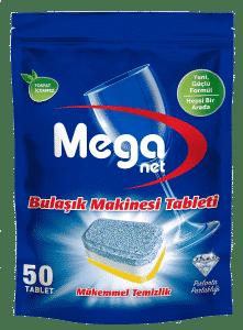 Упаковка посудомоечных таблеток Meganet